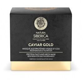 Caviar Gold - Proteinová maska na tvár a krk 50ml