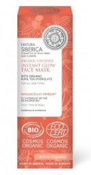 Okamžitá žiarivosť - maska pre všetky typy pleti