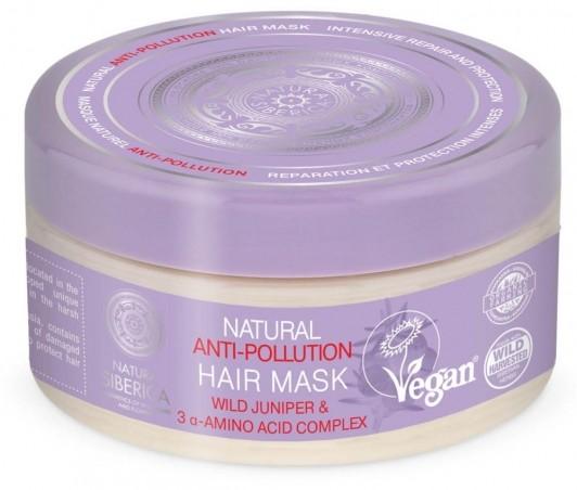 Prírodná maska na poškodené vlasy