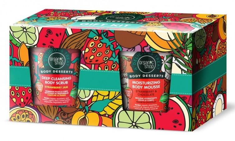 Darčekový set Organic Shop Body Dezert