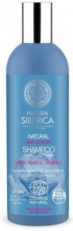 Proti stresový šampón pre všetky typy vlasov