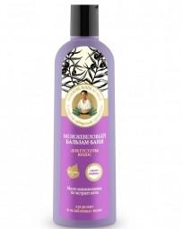 RBA Borievkový kondicionér-Bania - pre riedke vlasy