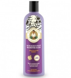RBA Borievkový šampón-Bania - pre riedke vlasy