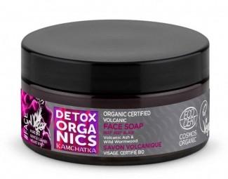 Detox Organics - Kamchatka - Sopečné mydlo na tvár