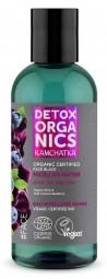 Detox Organics - Kamchatka - Čierna micelárna voda