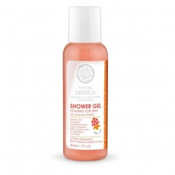 Sprchový vitamínový gél - Cestovné balenie