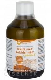 Pharma Activ Tekutá meď + vitamín C 1x300 ml
