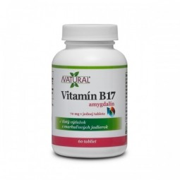 Vitamín B17 - Amygdalín - 70mg - 60 tabliet
