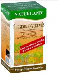 NATURLAND PREČISŤUJÚCA ČAJOVÁ ZMES PLUS bylinný čaj, nálevové vrecúška 20x1,75 g (35 g)