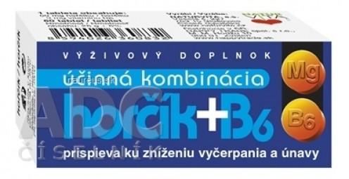 NATURVITA HORČÍK + B6