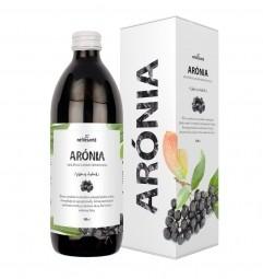 ARÓNIA (100 % šťava z arónie čiernoplodej s prídavkom vitamínu C 500 ml)