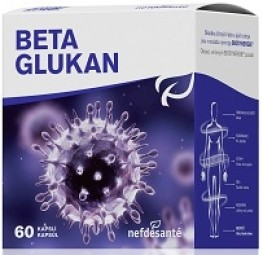 BETA GLUKÁN 100 mg (cps 6x10 (60 ks)