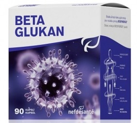 BETA GLUKÁN 100 mg (cps 9x10 (90 ks))