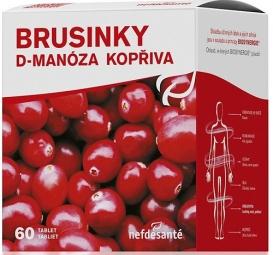 BRUSNICE D-MANÓZA ŽIHĽAVA (tbl 6x10 (60 ks))