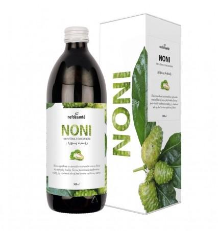NONI (100 % šťava z ovocia Noni 500 ml)