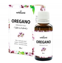 OREGANO (oreganový olej)