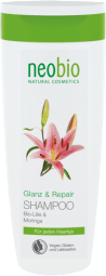 NEOBIO šampón Glanz & Repair
