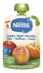 Nestlé Jablko Tekvica Marhuľa kapsička, ovocno-zeleninová desiata (od ukonč. 6. mesiaca) 1x90 g