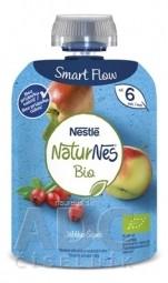 Nestlé NaturNes BIO Jablko Šípky kapsička, ovocná desiata (od ukonč. 6. mesiaca) 1x90 g