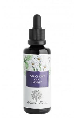 Pleťový olej Monet (pleťový regeneračný olej Monet) 50ml