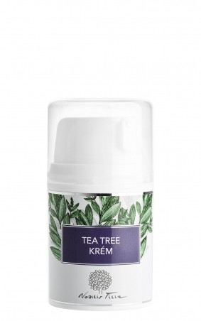 TEA TREE KRÉM - 50