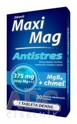 Zdrovit MaxiMag ANTISTRES Mg 375 mg+ B6