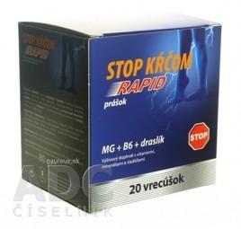 STOP KŔČOM RAPID