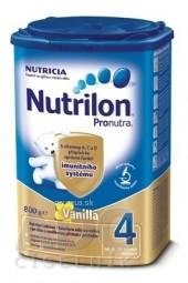 Nutrilon 4 Pronutra Vanilla