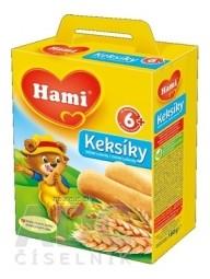 Hami sušienky Keksíky (od ukonč. 6. mesiaca) 1x180 g
