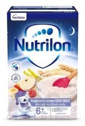 Nutrilon obilno-mliečna kaša krupicová s ovocím GOOD NIGHT (od ukonč. 6. mesiaca), 1x225 g