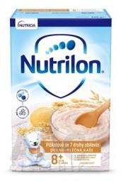 Nutrilon obilno-mliečna kaša piškótová so 7 druhmi obilnín (od ukonč. 8. mesiaca), 1x225 g