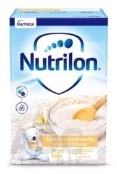 Nutrilon obilno-mliečna Prvá kaša ryžová s príchuťou vanilky, 1x225 g