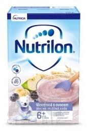 Nutrilon obilno-mliečna kaša viaczrnná s ovocím (od ukonč. 6. mesiaca), 1x225 g
