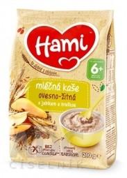 Hami mliečna kaša ovseno - ražná sjabkom a hruškou (od ukonč. 6. mesiaca) 1x210 g