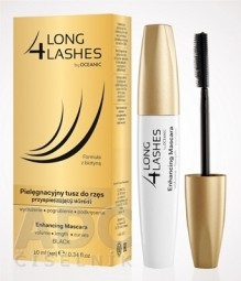 LONG 4 LASHES Enhancing Mascara posilňujúca maskara 1x10 ml