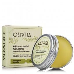 Hydratačný balzam na pery Olivita
