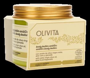 Telové Maslo Antiox Olivita