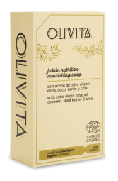 Mydlo Olivita vyživujúce