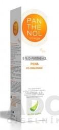 omega PANTHENOL 9% ALOE VERA pena po opaľovaní 1x150 ml