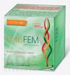 FytoFEM harmony & control tbl ( pre ženu 40+) 1x90 ks