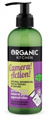 Prírodný sprchový antistresový gél