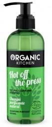 Prírodný čistiaci šampón - hot off the press