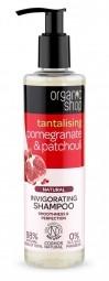 Organic Shop - Granátové jablko & Pačuli - Povzbudzujúci šampón 280 ml