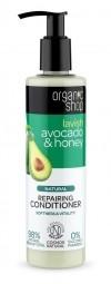 Organic Shop - Avokádo & Med - Obnovujúci kondicionér 280 ml