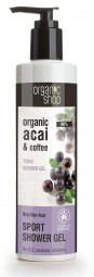 Organic Shop - Brazilské Acai & Káva - Sprchový gél 280 ml