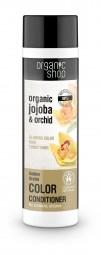 Organic Shop - Zlatá orchidea - Kondicionér na farbené vlasy 280 ml