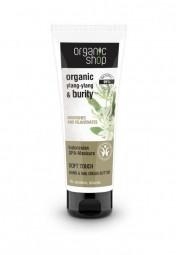 Organic Shop - Indonézska SPA Manikúra - Maslo na ruky a nechty 75 ml