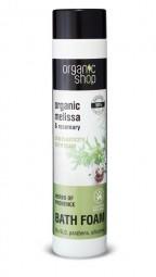 Organic Shop - Pena do kúpeľa Provensálske bylinky 500 ml