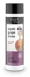 Organic Shop ECO - Hroznový med - Šampón 280 ml