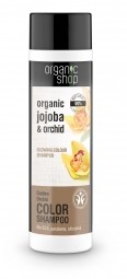 Organic Shop ECO - Zlatá orchidea - Šampón 280 ml